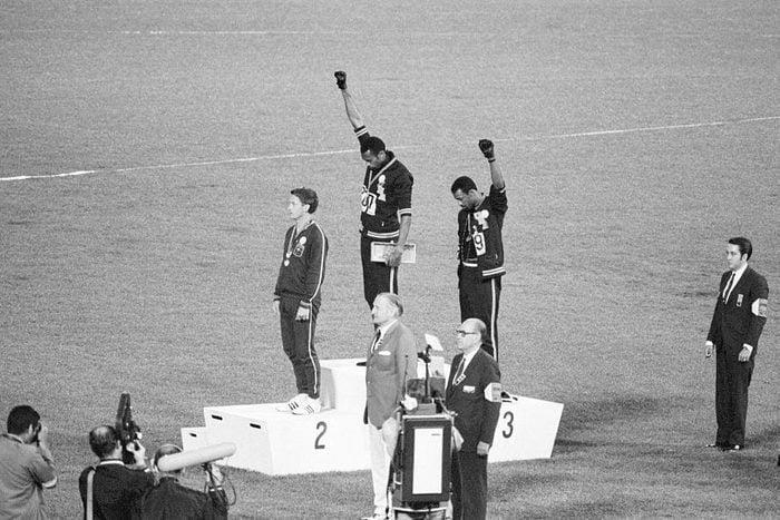 Jeux Olympiques Droits Civiles Protestation