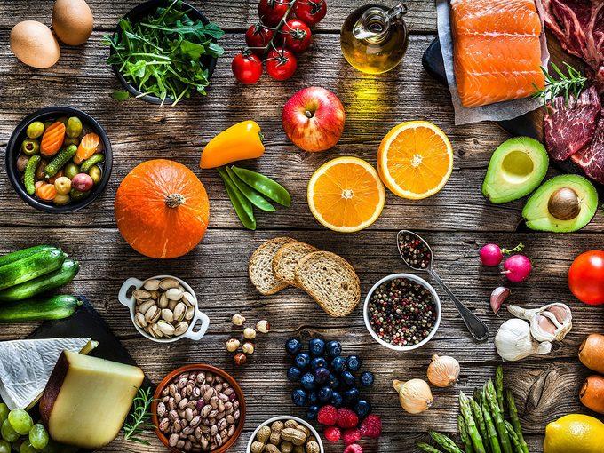 Les meilleures sources alimentaires d'acides aminés essentiels.