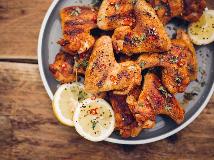 Épicer ses plats pour augmenter son métabolisme.