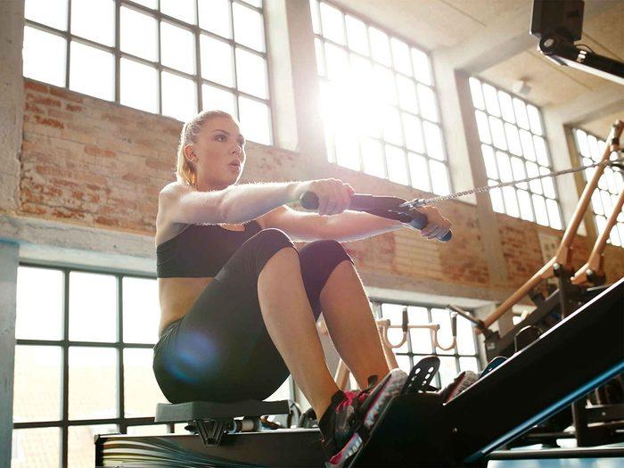 Opter pour la musculation pour augmenter son métabolisme.