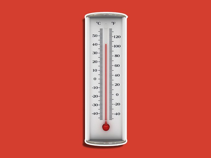 Canicule: comment rester en sécurité pendant une vague de chaleur.