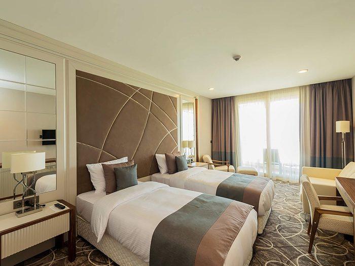 Voici ce que vous pouvez (ou pas!) «voler» dans une chambre d'hôtel…