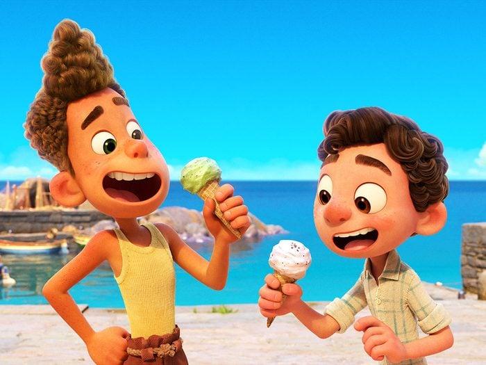 Aller au cinéma avec les enfants!
