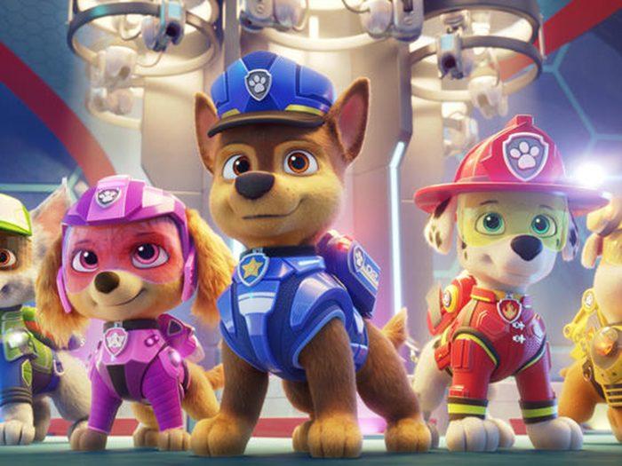 La Pat' Patrouille est l'un des films à voir au cinéma avec les enfants.