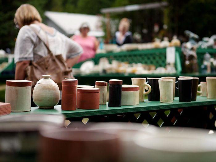 1001 pots est l'un des festivals et évènements à ne pas manquer cet été au Québec!