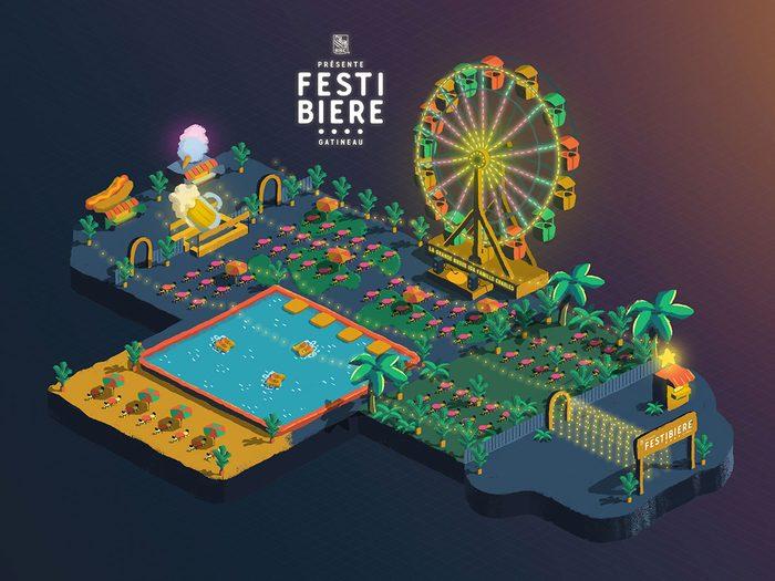 Le festibière de Gatineau est l'un des festivals et évènements à ne pas manquer cet été au Québec!