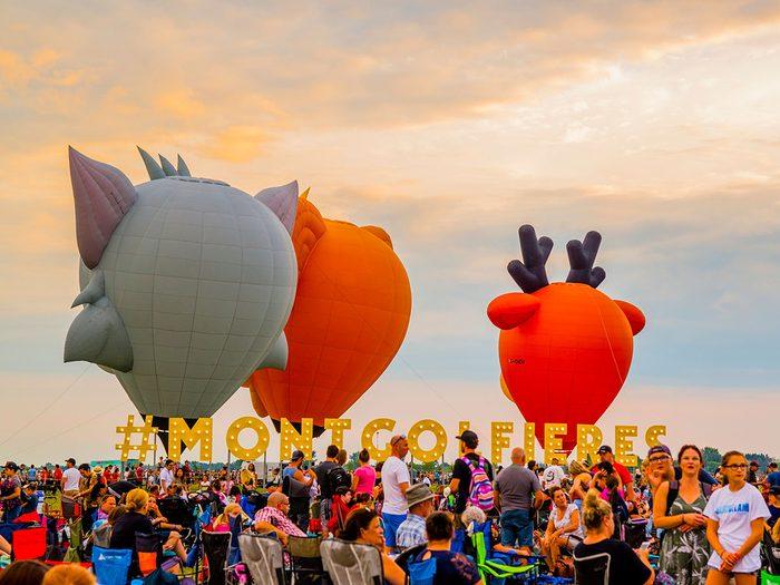 L'évènement Ciel en Fête est l'un des festivals et évènements à ne pas manquer cet été au Québec!