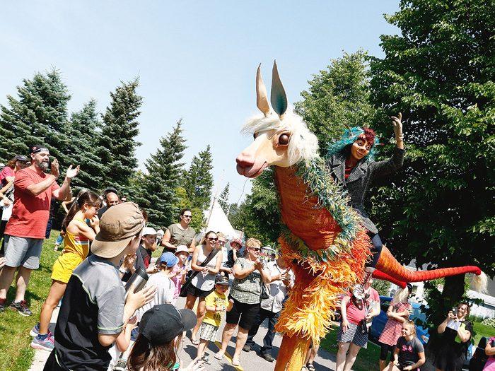 Le FIAMS est l'un des festivals et évènements à ne pas manquer cet été au Québec!