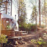 25 hôtels insolites à travers le Canada
