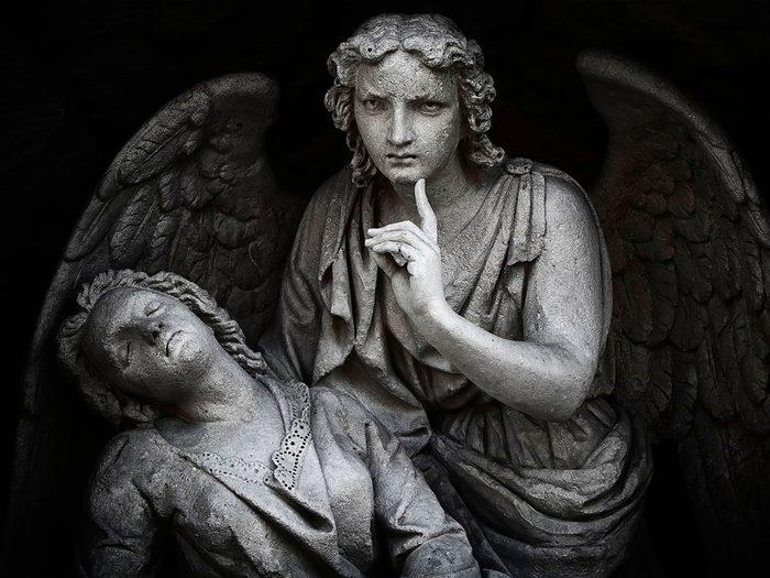 Immortalité: pourquoi avons-nous peur de la mort?