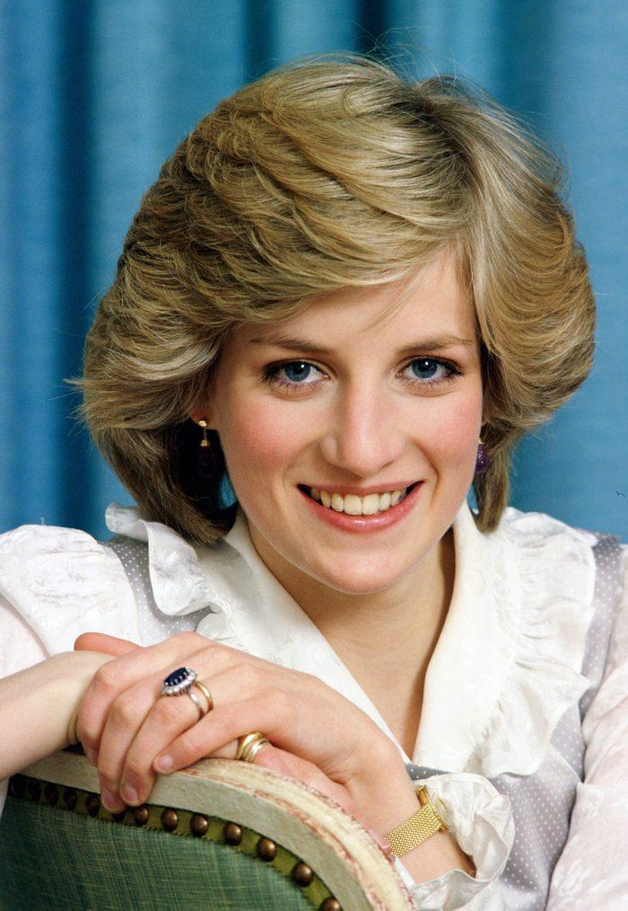 Avant le mariage de la princesse Diana et du prince Charles.