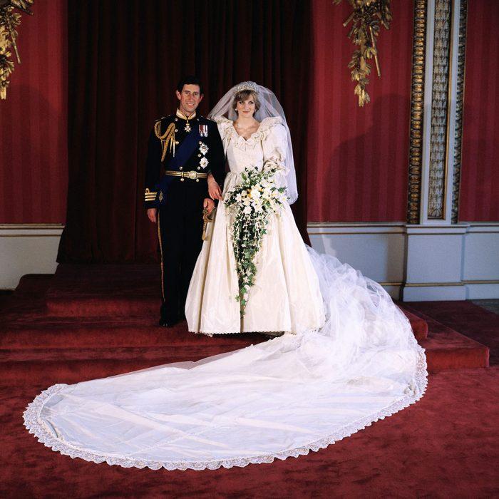 Le mariage de la princesse Diana et du prince Charles fut le mariage du siècle.