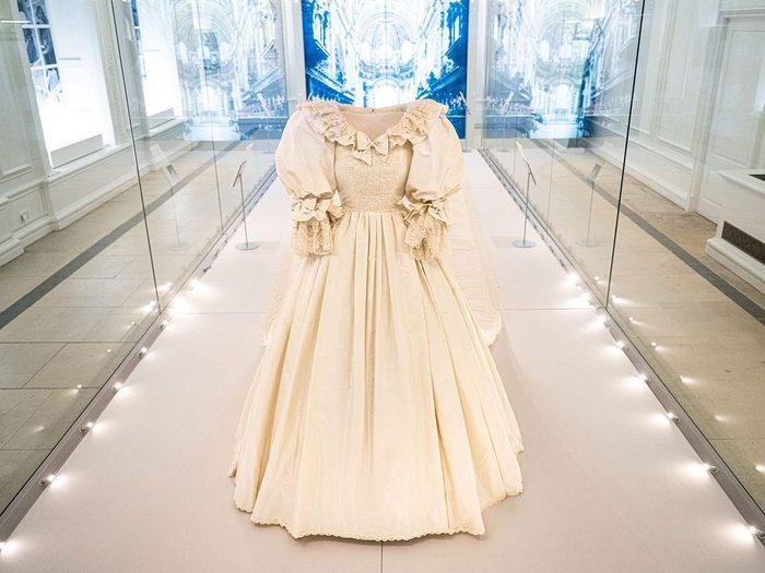 Un souvenir impérissable du mariage de la princesse Diana et du prince Charles.