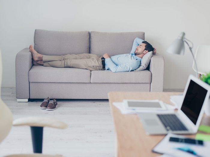 Comment régler le problème de manque de sommeil?