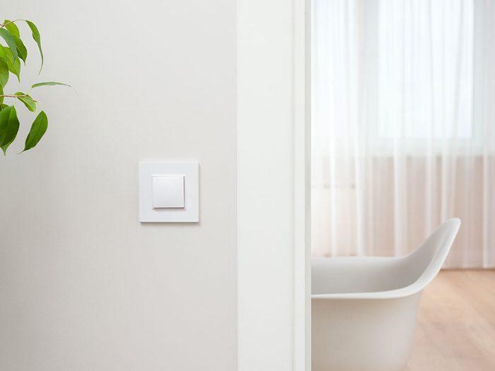 Comment régler le problème de lumière dans la maison?