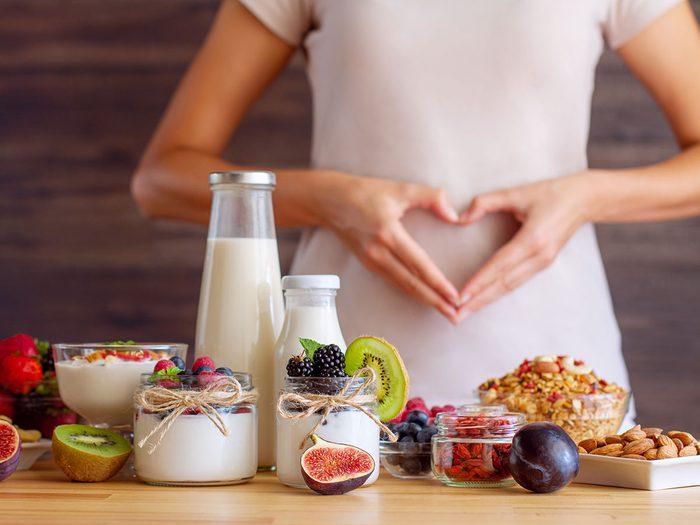 Nourrir son intestin permet de réguler son métabolisme.