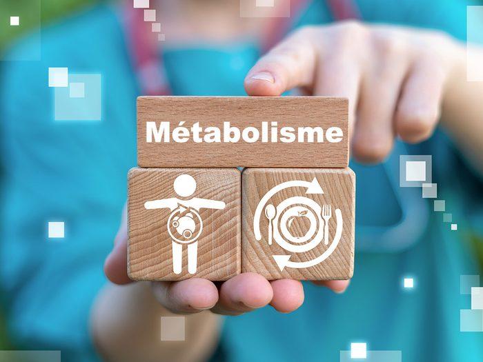 Comment réguler son métabolisme?