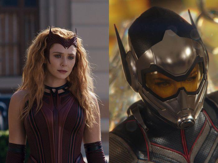 Scarlett Johansson dans Black Widow et les autres retours au grand écran.