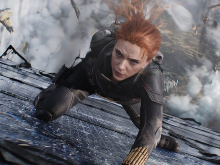 Scarlett Johansson et Black Widow: Marvel se met au féminin.