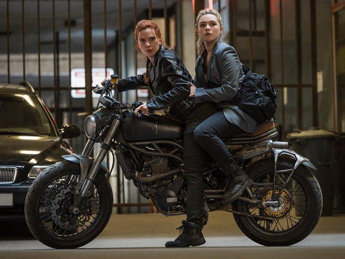 Une sororité à la russe avec Scarlett Johansson dans Black Widow.