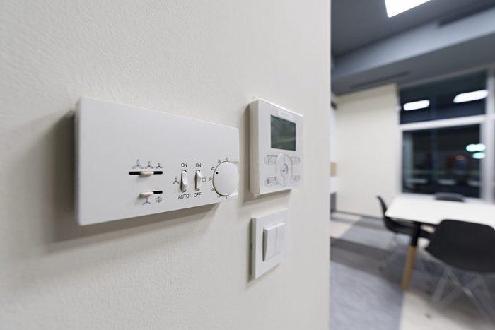 Climatisation Erreurs Regler Thermostat