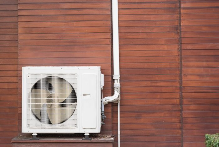 Climatisation Erreurs Thermopompe Personne Maison