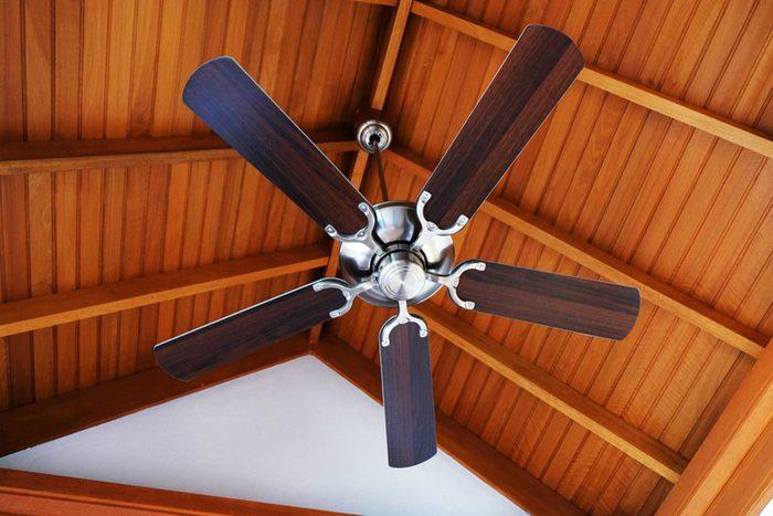 Vice Caches Ventilateur Plafond