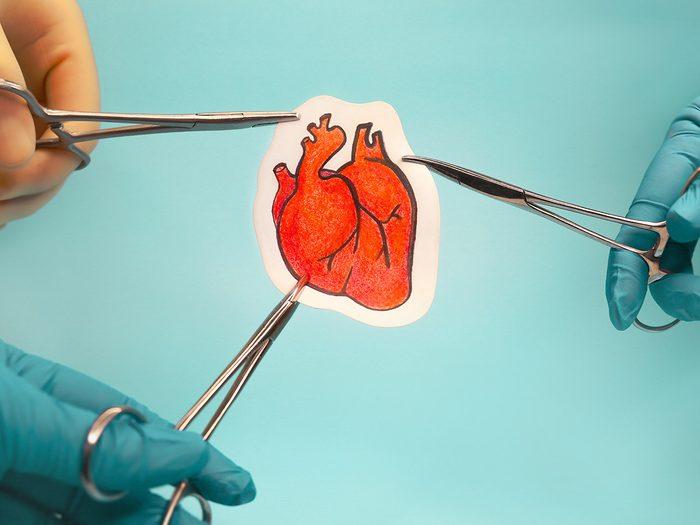 De nouvelles méthodes de transplantation cardiaque font partie des bonnes nouvelles à découvrir.