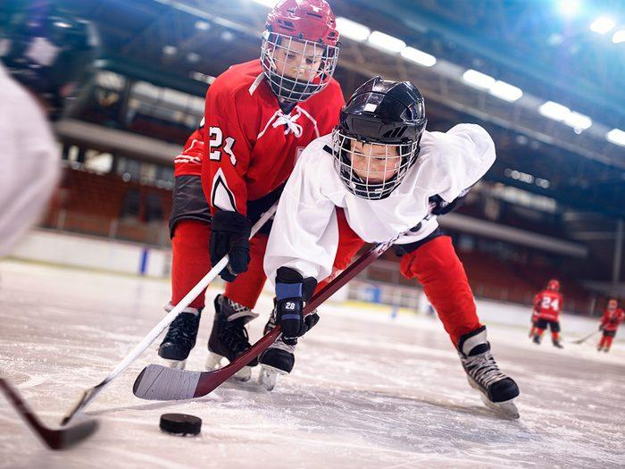 Générosité: la mère de joueurs de hockey donne un de ses reins.