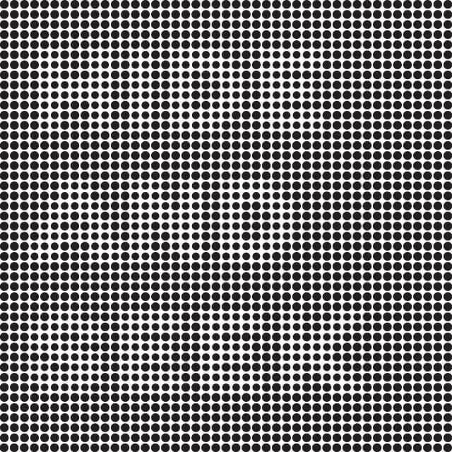 L'illusion d'optique du message caché.