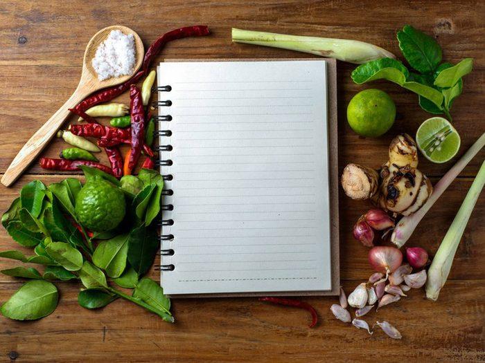 Certains aliments pourraient déranger votre intestin.
