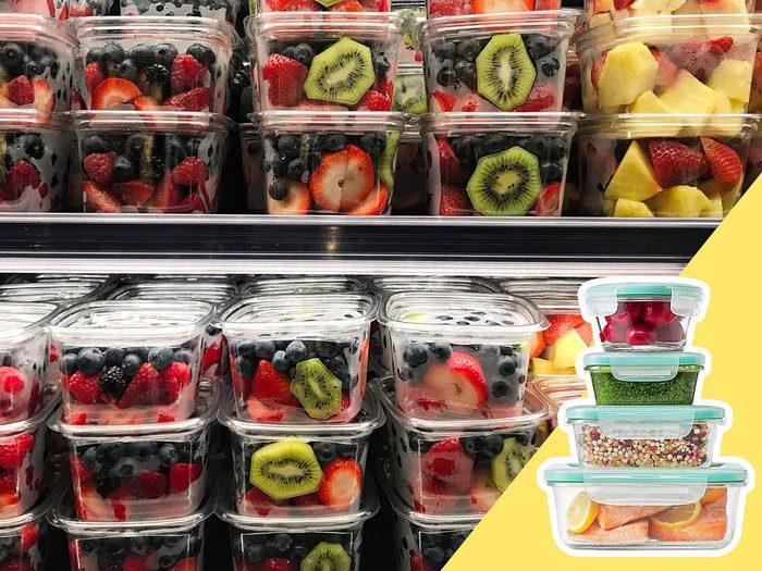 Acheter des aliments prêts à consommer fait partie des mauvaises habitudes alimentaires qui coûtent cher.