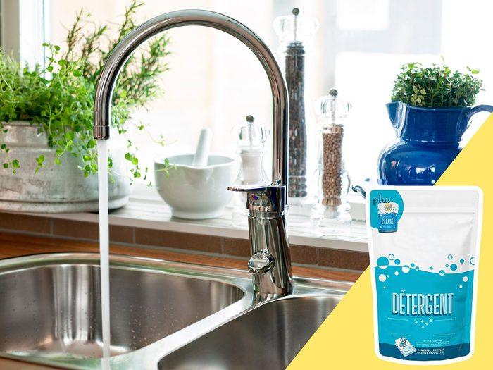 Gaspiller l'eau fait partie des mauvaises habitudes alimentaires qui coûtent cher.