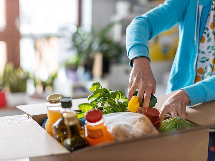 Devenir accro à GoodFood fait partie des mauvaises habitudes alimentaires qui coûtent cher.