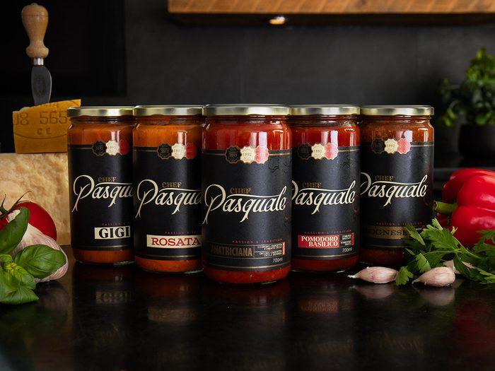 La nouvelle gamme de sauces Chef Pasquale est l'une de nos trouvailles pratiques et utiles à adopter pour la rentrée scolaire.