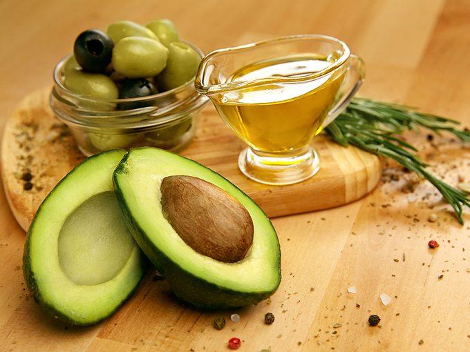 Huile d'avocat vs huile d'olive: laquelle est la meilleure?
