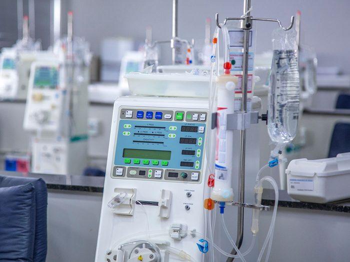 Aide humanitaire et évolution de la médecine.