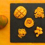 Comment couper une mangue (avec ou sans coupe-mangue)