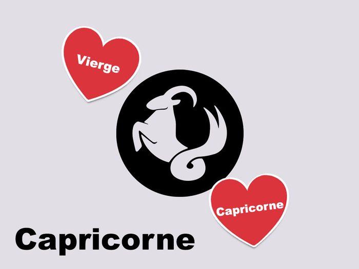 Quelle est la compatibilité amoureuse du signe astrologique Capricorne?