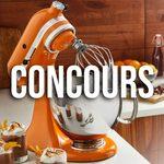 Concours: Réinventer vos recettes avec le batteur sur socle KitchenAid