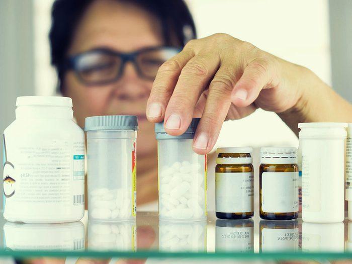 L'histoire des armoires à pharmacie meurtrières fait partie des légendes urbaines qui se sont avérées être vraies.