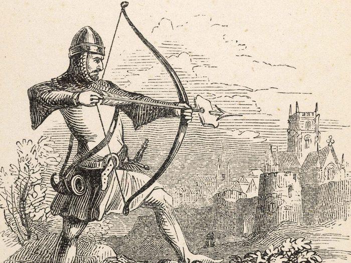 Robin des bois fait partie des personnages historiques qui n'ont peut-être jamais existé.