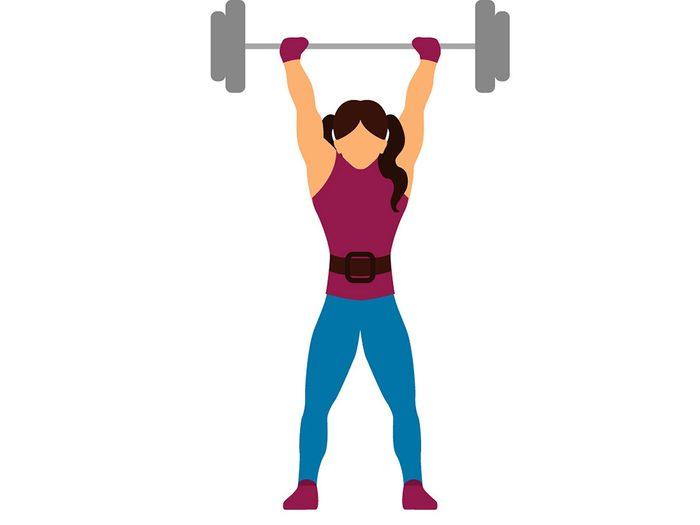 Problèmes de santé: des exercices pour réduire la fatigue liée à la sclérose en plaques.