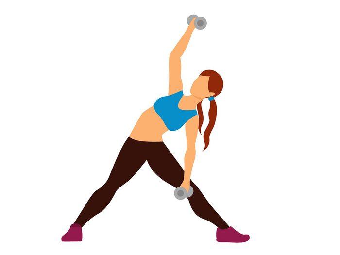 Problèmes de santé: des exercices pour améliorer la mobilité dans la maladie de Parkinson.