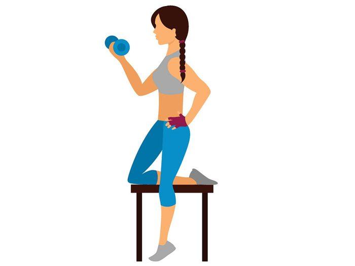 Problèmes de santé: des exercices pour mieux gérer la glycémie dans le diabète de type 2.