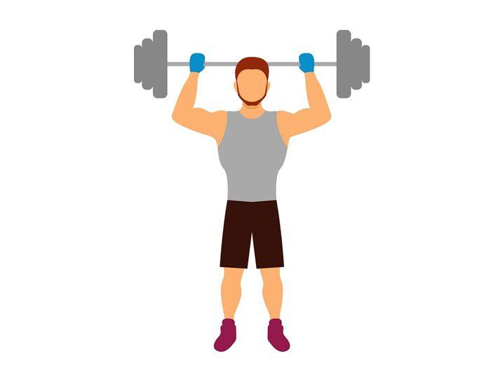 Problèmes de santé: des exercices pour réduire la perte osseuse liée à l'ostéopénie.