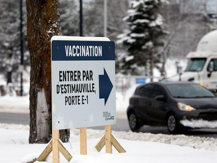 Certaines personnes sont sensibles au problème, mais non concernées, d'où leur refus de la vaccination.