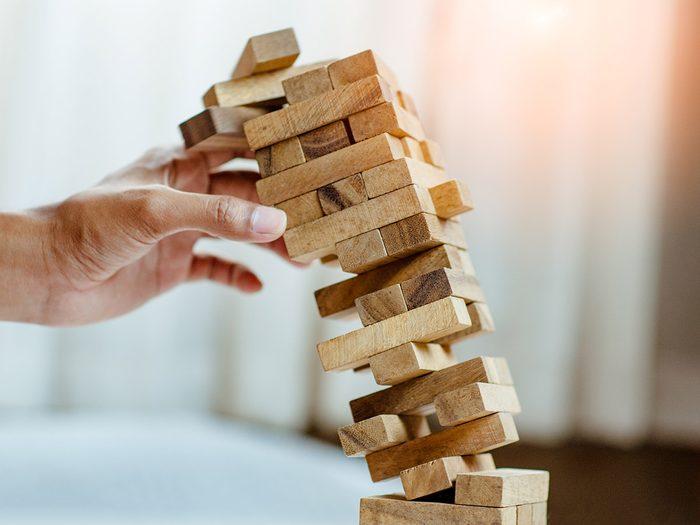 Apprendre à ne pas craindre l'échec est une étape intimidante, mais essentielle sur la voie menant à une plus grande spontanéité.