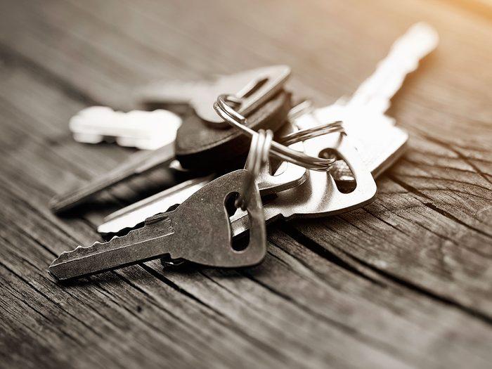 Vous oubliez où vous avez laissé les choses quand vous êtes atteint de démence.
