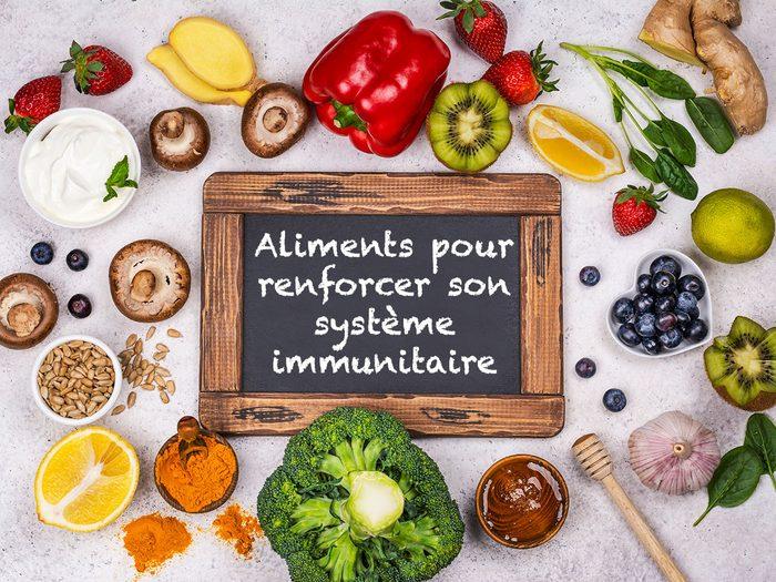 Comment préserver système immunitaire?
